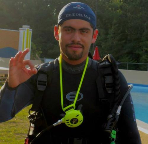 Carlos Lopez - Instructeur de plongée